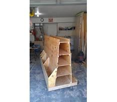 Lumber storage cart asp tutorial Video