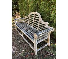 Lutyens bench for sale Video