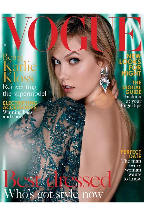 Magazine Cover Karlie Kloss