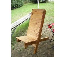 Make a camp chair Video