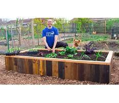 Make a raised garden bed.aspx Video