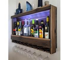 Make hanging wine rack Video