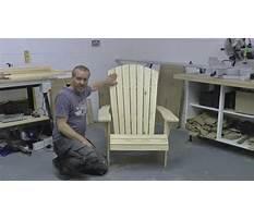 Make money building adirondack chairs Video
