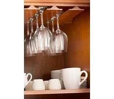 Make wine glass rack Video