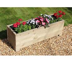 Making wooden planters garden Video