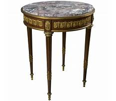 Marble coffee and end tables bay furniture Video