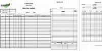 buy emergency lighting log book template print posters on