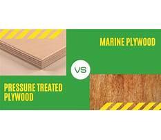Marine grade plywood vs pressure treated.aspx Video