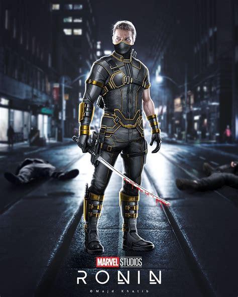Marvel Ronin Hawkeye