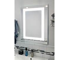 Medicine cabinet plus mirror Video