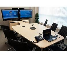 Meeting table Video