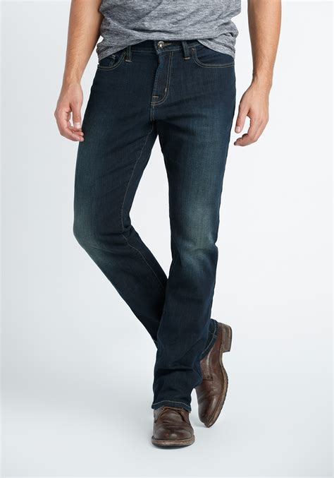Men Jeans With Shoes