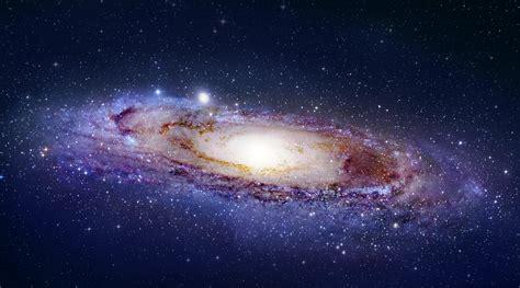 Milky Way Galaxy Andromeda