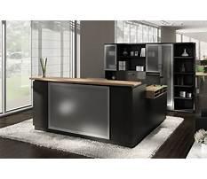 Modern reception desk furniture Video