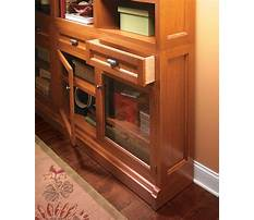 Modular bookcase building plans Video