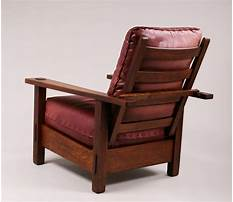 Morris chair design Video
