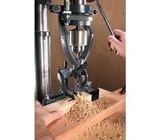 Mortise bit drill press.aspx Video
