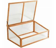 Movable cold frames Video