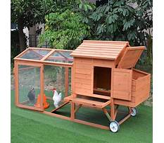 Moveable chicken coop kits Video