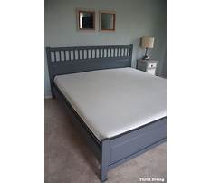 My bed makeover with a lull mattress thrift diving Video