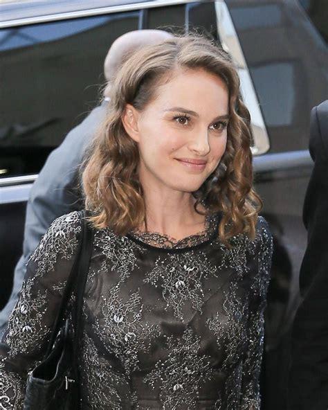 Natalie Portman Black Silk