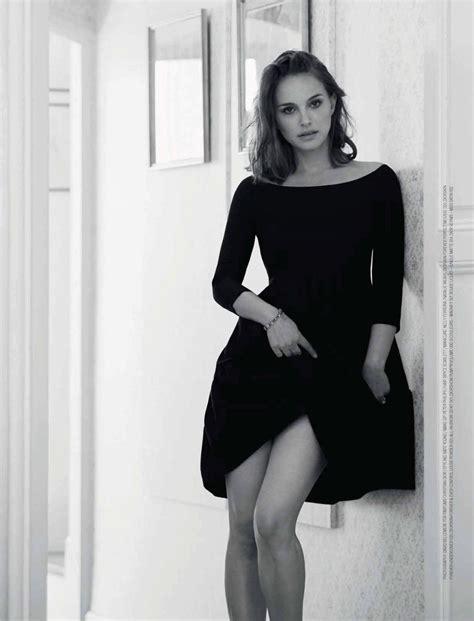 Natalie Portman Elle Africa