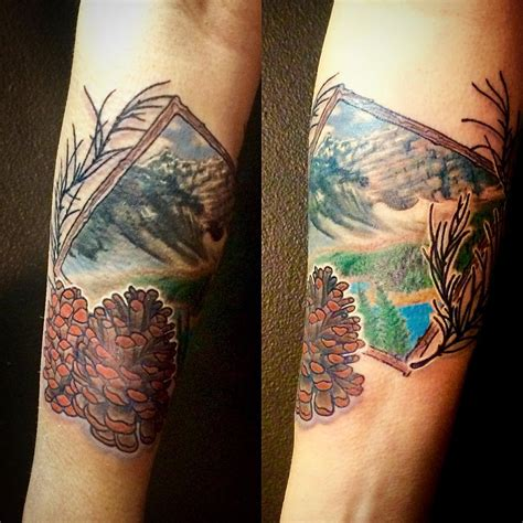 Nature Tattoo Drawings