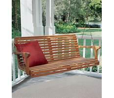 Oak porch swings Video