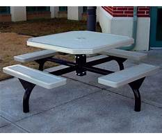 Octagon picnic table.aspx Video