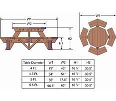 Octagonal picnic table plans.aspx Video