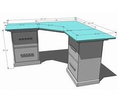 Office desk plans pdf Video