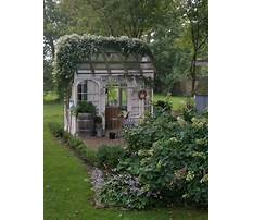 Old english garden sheds Video