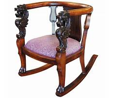 Old wood rocking chairs what are they worth Video