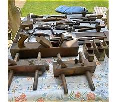 Old woodworking tools for sale Video