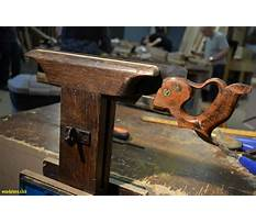 Old woodworking tools value Video