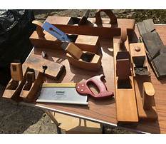 Old woodworking tools wanted Video