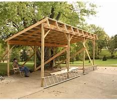 Open shed plans aspx extension Video