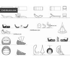 Outdoor furniture cad drawings Video