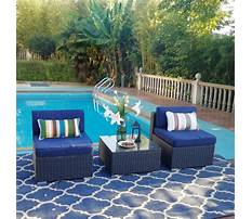 Outdoor furniture patio Video
