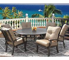 Outdoor furniture table and chair sets Video