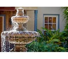 Outdoor garden fountains for sale canada.aspx Video