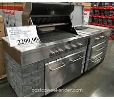 Outdoor kitchen island costco Video