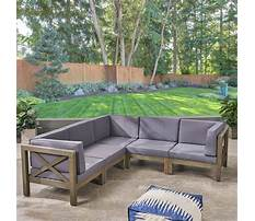 Outdoor modern patio furniture Video