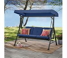 Outdoor porch swings walmart Video