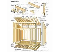 Outdoor storage sheds plans.aspx Video