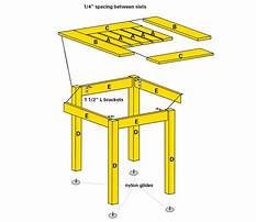 Outdoor table design plans.aspx Video
