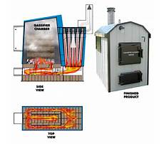 Outdoor wood boiler plans free Video