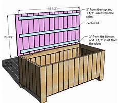 Outdoor wooden storage box plans.aspx Video
