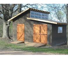 Outdoor wooden storage shed.aspx Video