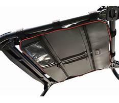 Overhead storage bags Video